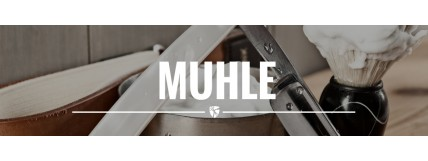 shop Muhle handcrafted shaving instruments and shaving sets