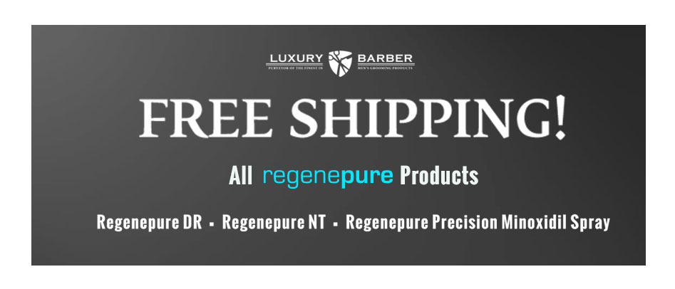 Free Shipping on All RegenePure Products