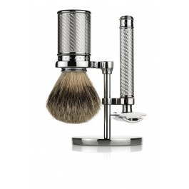 Safety Razor Set & Brush