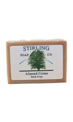 Almond Creme Bath Soap