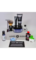 Luxury Barber Complete Shaving Set