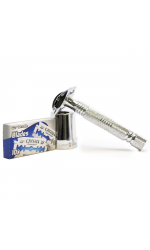 The HOFF Closed Comb Complete Safety Razor Set