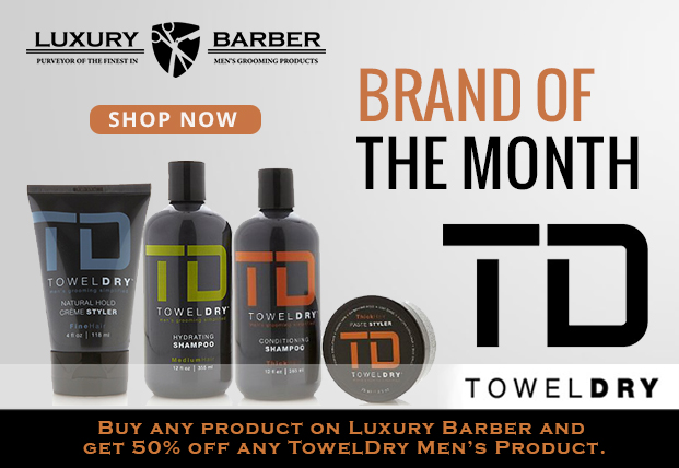 TowelDry Brand of the Month