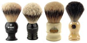The Difference Between Badger Brush Grades