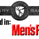 """Luxury Barber is Proud to Announce Being Featured in The Men's Fitness """"Burn it!"""" Column by Mark Ellwood"""