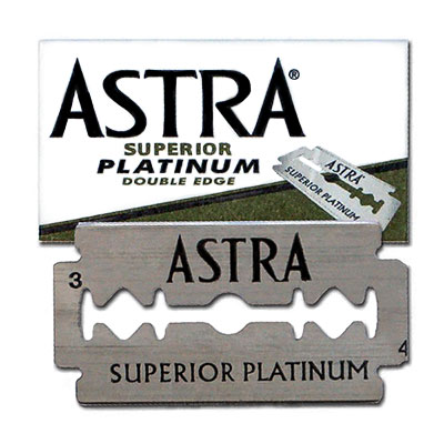 Luxury Barber Proudly Welcomes Astra Blades to Their Variety of Grooming Products